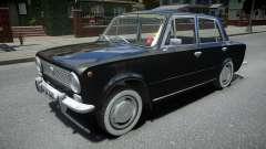 Tofas Murat 124 Sedan for GTA 4