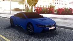 BMW i8 Supercar for GTA San Andreas
