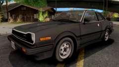 Honda Prelude 1.8l 1980 HQLM for GTA San Andreas