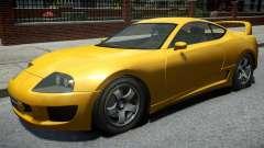 Dinka Jester Classic Revised Rims v1 for GTA 4