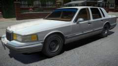 Lincoln Town Car 1990 for GTA 4