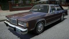 Mercury Grand Marquis LS for GTA 4