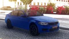 BMW M5 F90 Сompetition for GTA San Andreas