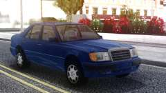 Mercedes-Benz W124 E500 Blue for GTA San Andreas