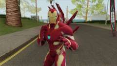 Iron Man Mark B Skin for GTA San Andreas
