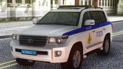 Toyota Land Cruiser UMVD of Russia