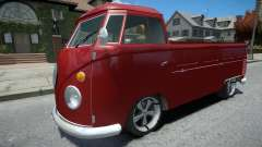 Volkswagen Kombi Pick-Up for GTA 4