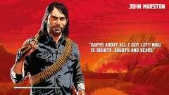 Red Dead Reception 2 Loadscreen (HD) for GTA San Andreas