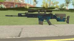 CS-GO SCAR-20 (Leak Skin) for GTA San Andreas