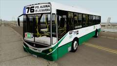 Linea 76 Metalpar Iguazu II Agrale MT17 Interno for GTA San Andreas