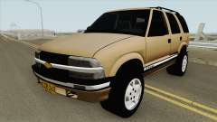 Chevrolet Blazer 99 for GTA San Andreas