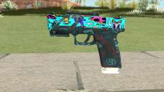 Desert Eagle (Cartoon Skin)