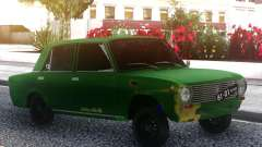 VAZ 2101 Green for GTA San Andreas