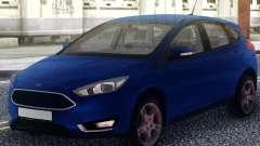 Ford Focus 3 Original for GTA San Andreas