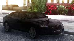 Audi Rs7 Black Edition for GTA San Andreas