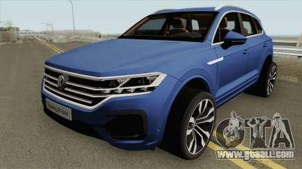 Volkswagen Touareg 2019 IVF for GTA San Andreas