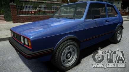 BF Club GTR for GTA 4