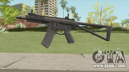 GDCW KAC-PDW for GTA San Andreas
