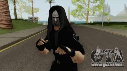 Slipknots Mick Thomson for GTA San Andreas