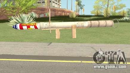 GTA Online RPG V1 for GTA San Andreas