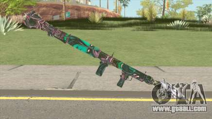 Rocket Launcher (Xorke) for GTA San Andreas