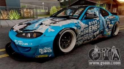 Nissan Silvia S15 Enomoto Takane Itasha for GTA San Andreas