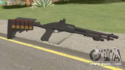 Battle Carnival MB70 Shotgun for GTA San Andreas
