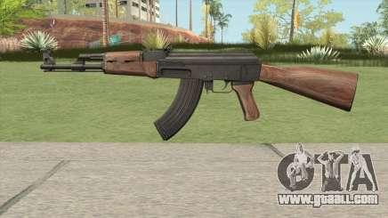 GDCW AK-47 for GTA San Andreas