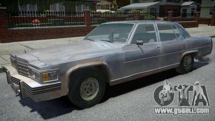 Cadillac Fleetwood 1978 (Rusty) for GTA 4