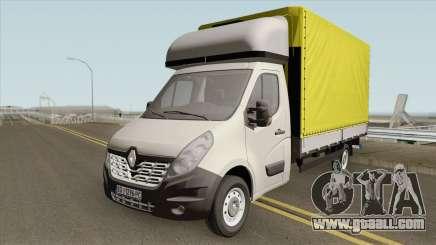 Renault Master T 2019 for GTA San Andreas