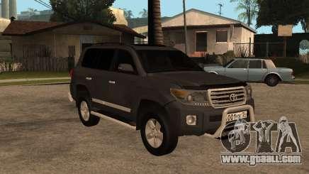 Toyota Land Cruiser Original for GTA San Andreas