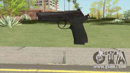 Beretta 90-Two for GTA San Andreas
