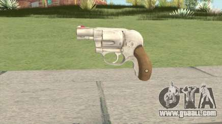 Claire Revolver From Resident Evil 2 V1 for GTA San Andreas
