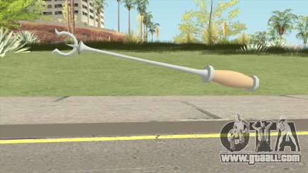 Little Witch Academia Magic Wand for GTA San Andreas
