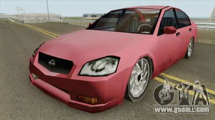 Nissan Altima (SA Style) for GTA San Andreas