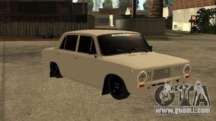 THE VAZ 2101 BPAN for GTA San Andreas