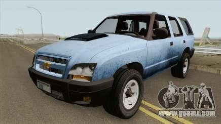 Chevrolet Blazer Civilian for GTA San Andreas