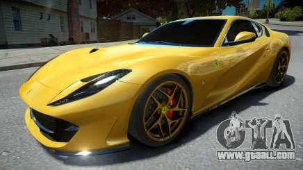 Ferrari 812 Superfast for GTA 4