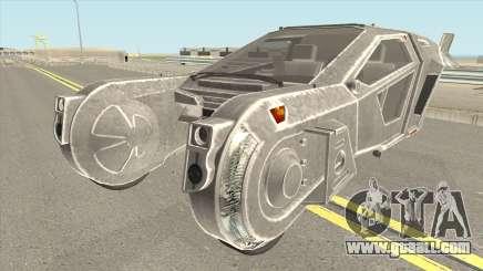 Zirconium Walker GTA V for GTA San Andreas