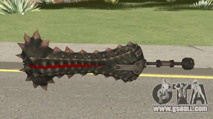 Monster Hunter Weapon V6 for GTA San Andreas