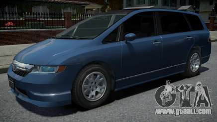 Honda Odyssey International 2006 for GTA 4