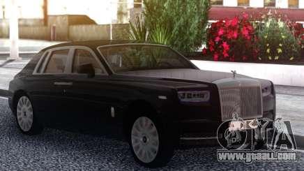 2018 Rolls-Royce Phantom for GTA San Andreas
