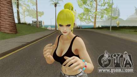 Nyotengu Casual V2 for GTA San Andreas