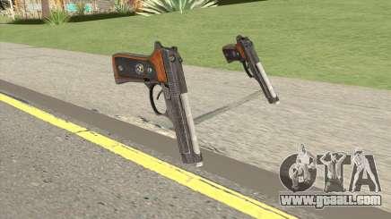 Samurai Edge Standard Model for GTA San Andreas