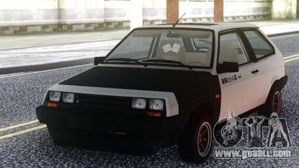 VAZ 2108 BoevoeZubilo for GTA San Andreas