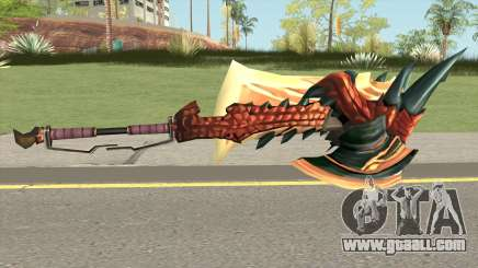 Monster Hunter Weapon V4 for GTA San Andreas