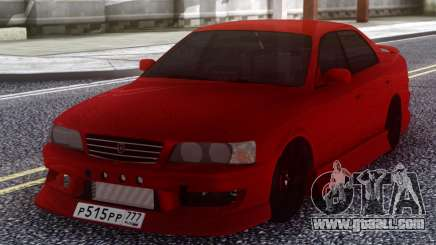 Toyota Chaser JZX 100 Red for GTA San Andreas