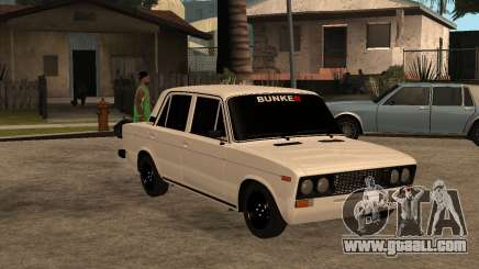 VAZ 2106 BPAN Classic for GTA San Andreas