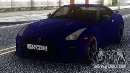 Nissan GTR Dima Gordey for GTA San Andreas