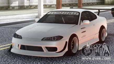 Nissan Silvia S15 Racing Sport for GTA San Andreas